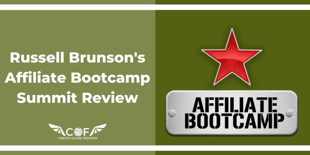 Affiliate Bootcamp Summit