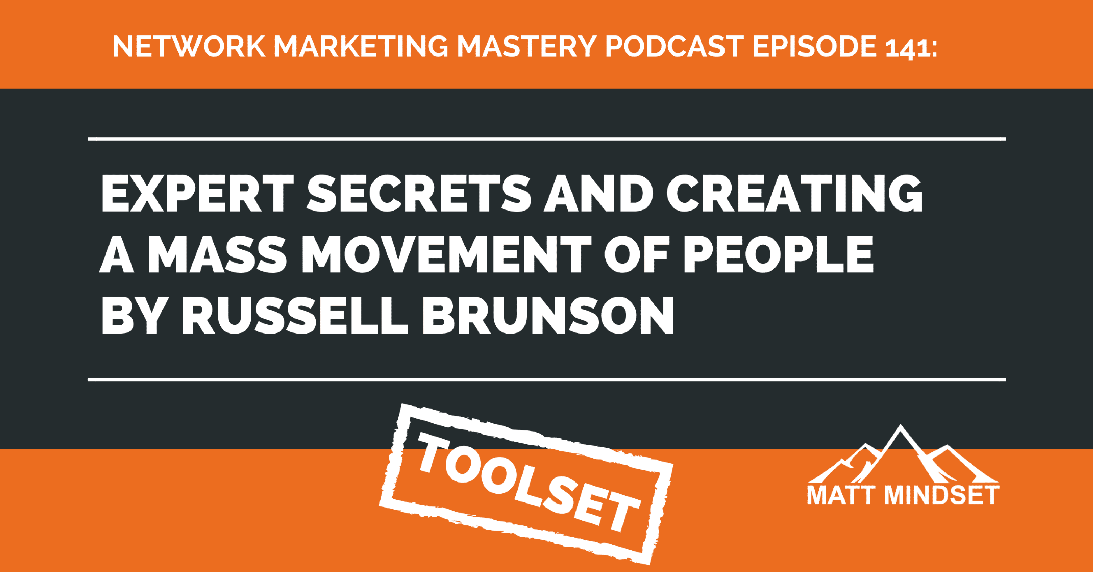Creating Mass Movement