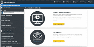 Downloadable Wizards
