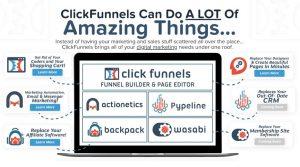 Clickfunnels Work