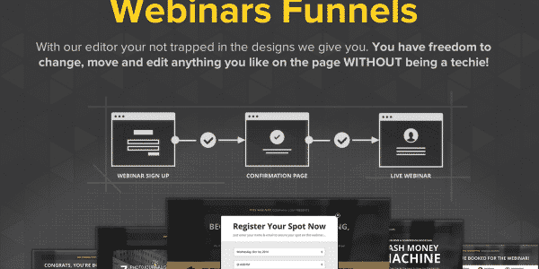 Webinar On ClickFunnels