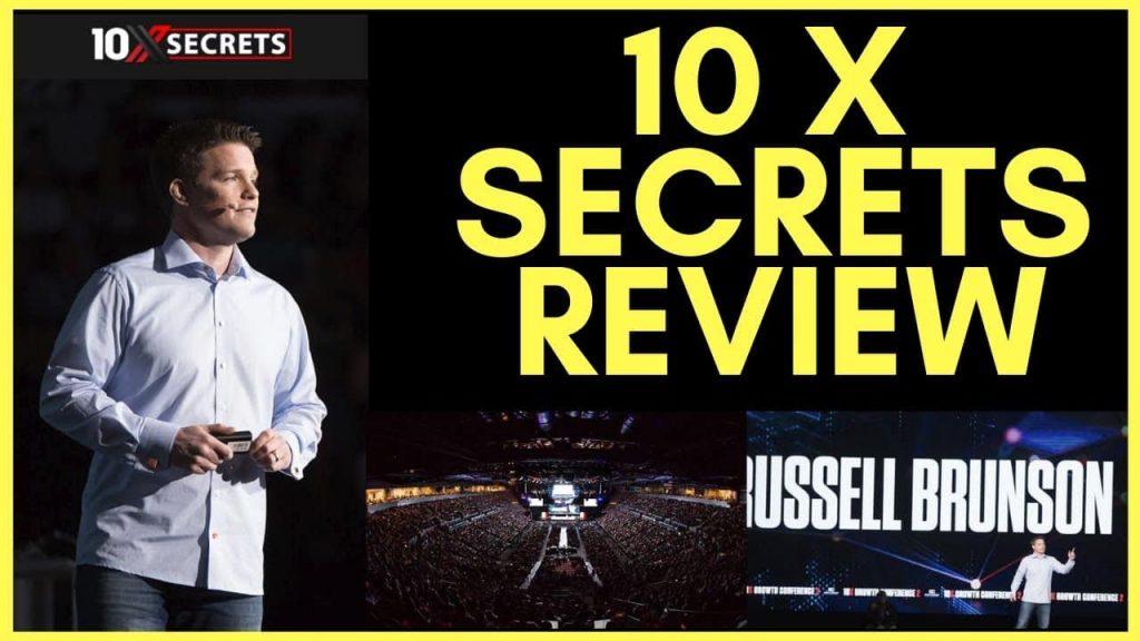 10X Secrets