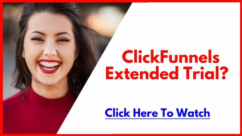 ClickFunnels Extended Trial