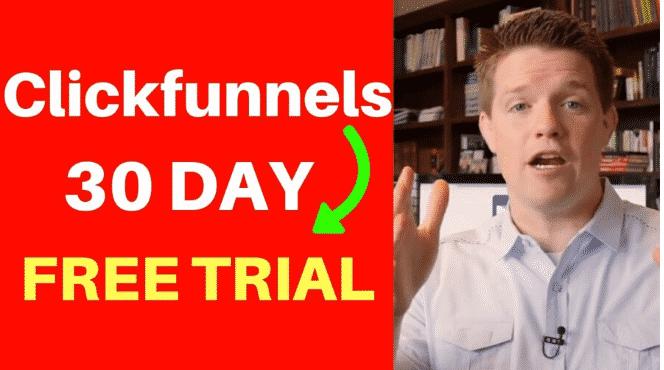 Clickfunnels 30 Days Free Trial