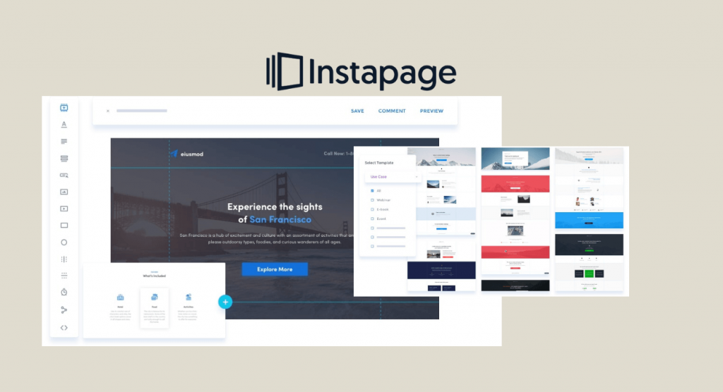 Instapage Overview