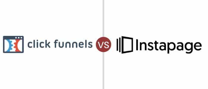Instapage vs ClickFunnels