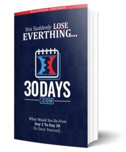 30 Days HardCover Book