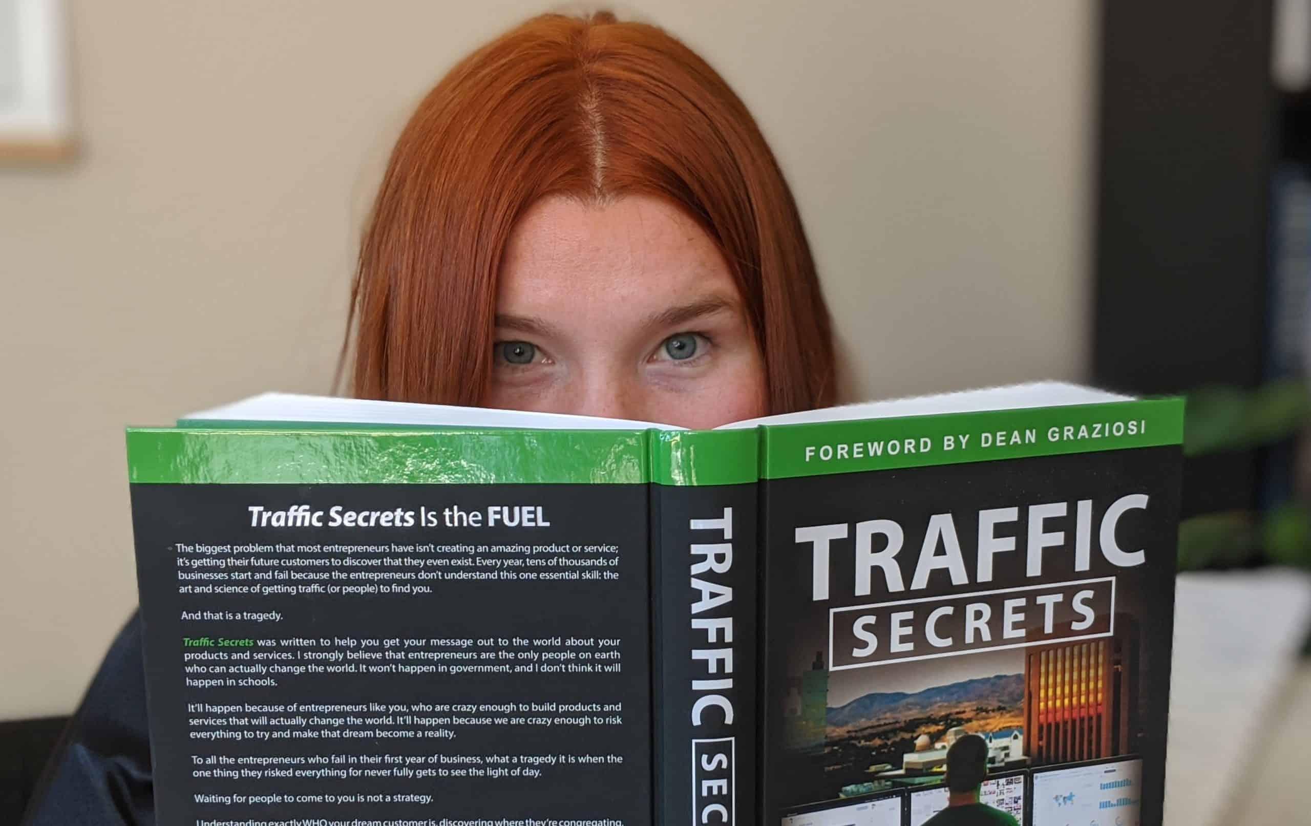Inside Traffic Secrets Book