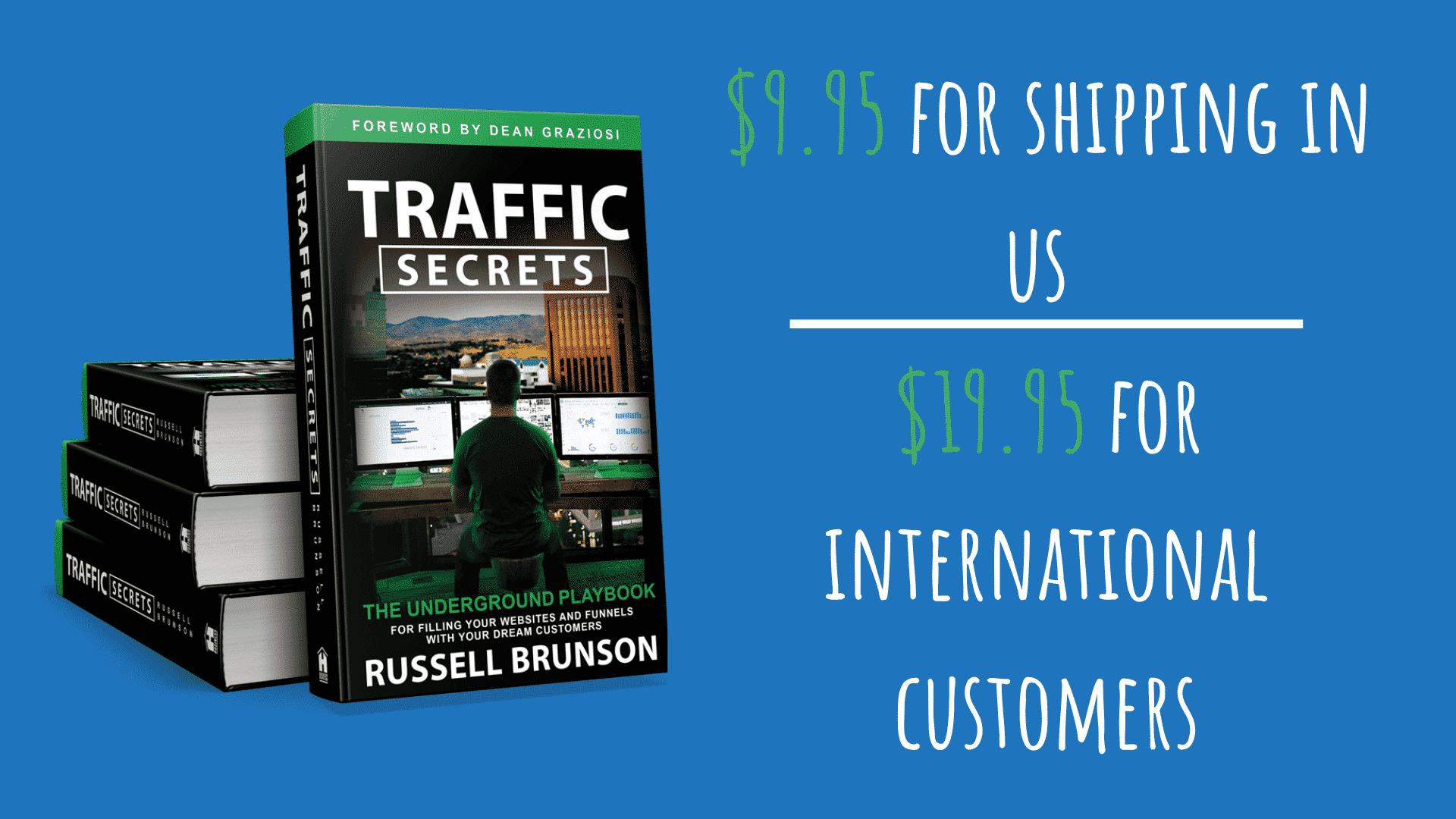 Traffic Secrets Price