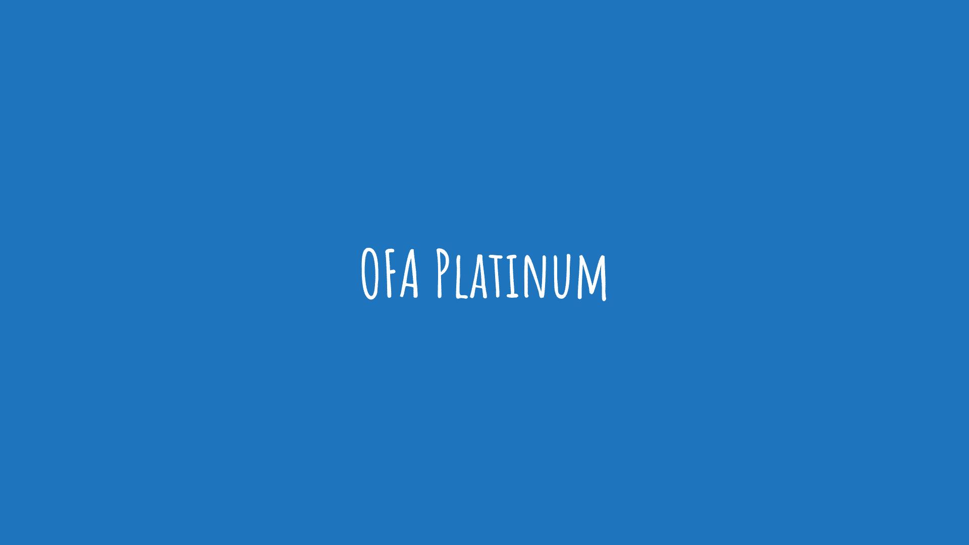 OFA Platinum