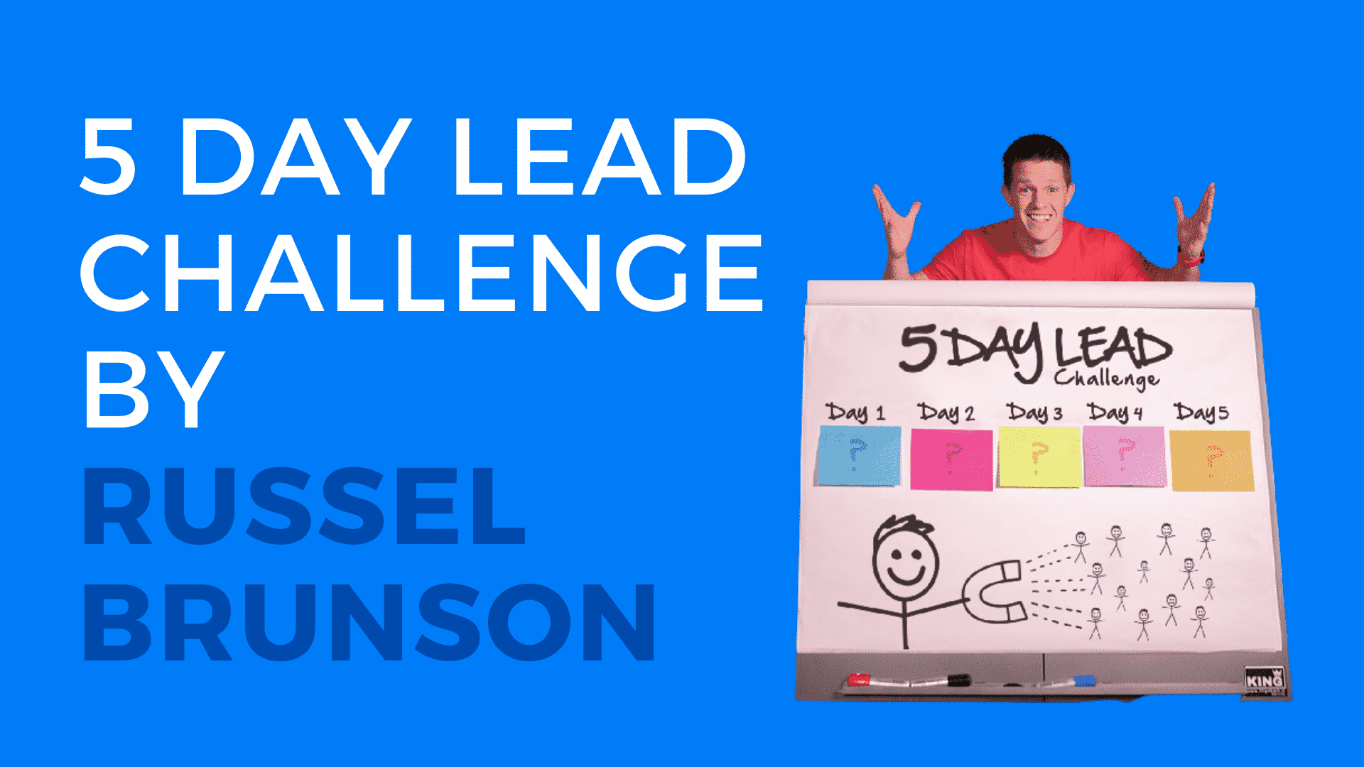 5 day lead challenge