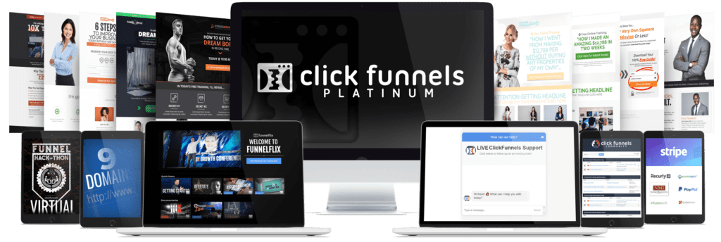 ClickFunnels Platinum Free Trial