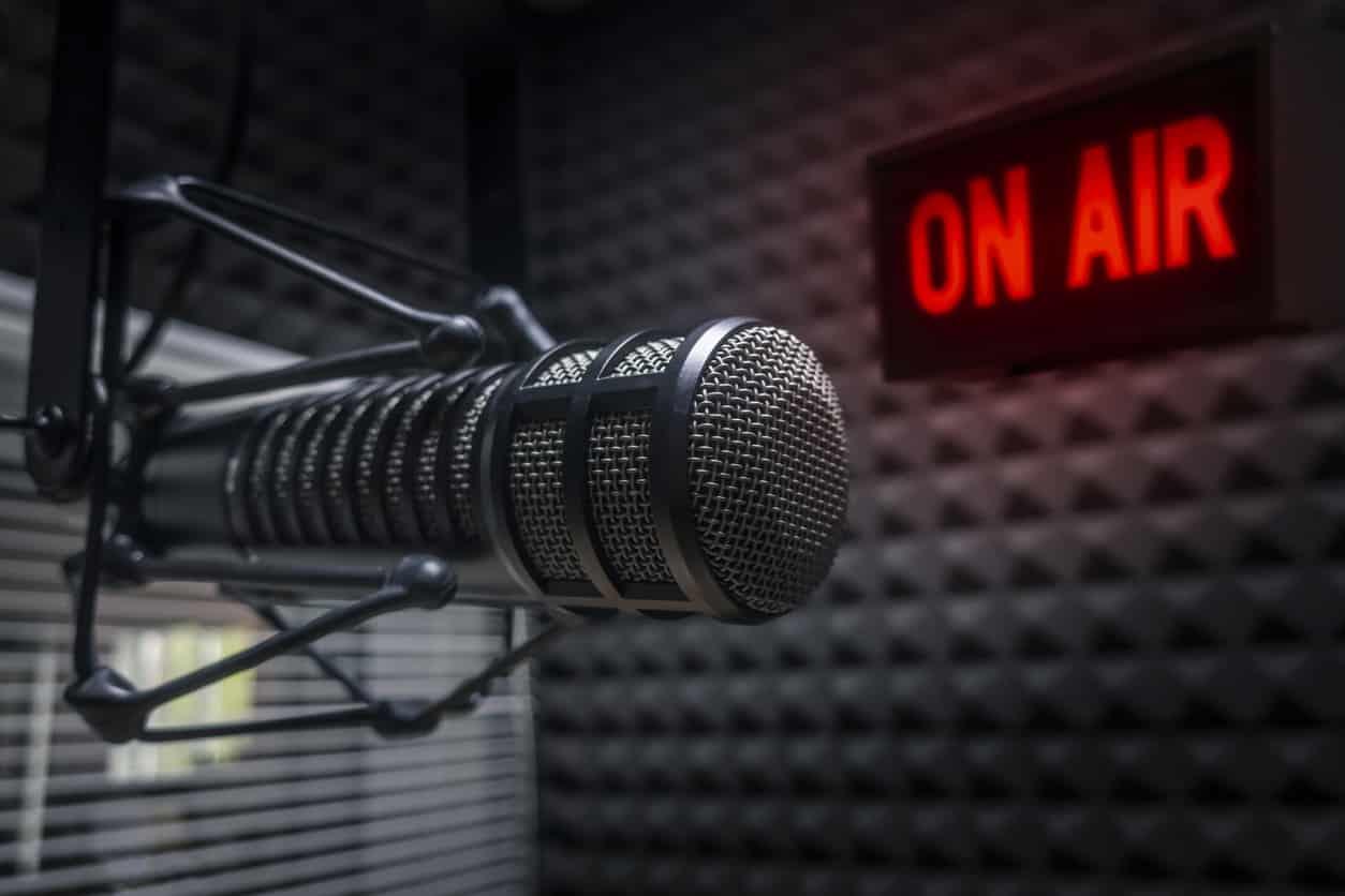 Advertise On the Radio