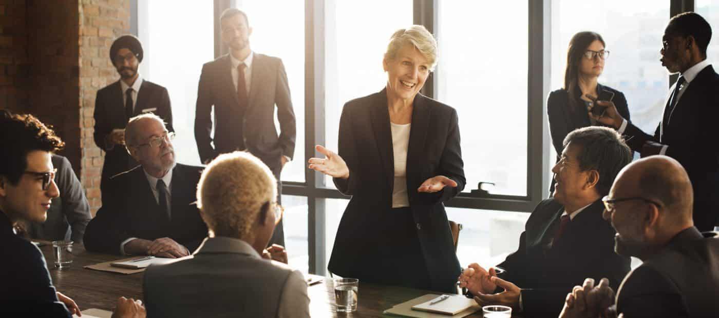 Attend REIA meetings