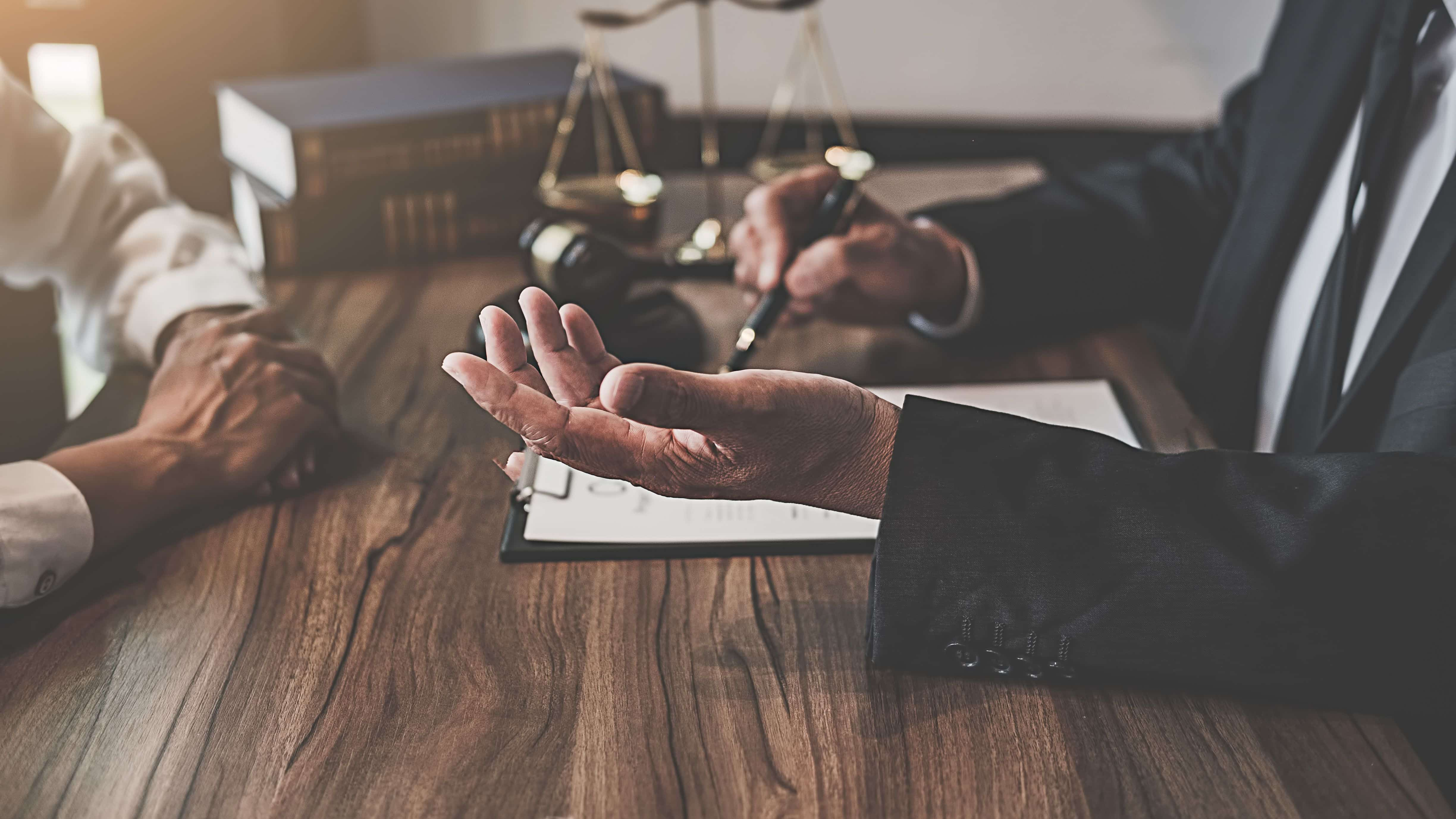 Partnership with An Attorney