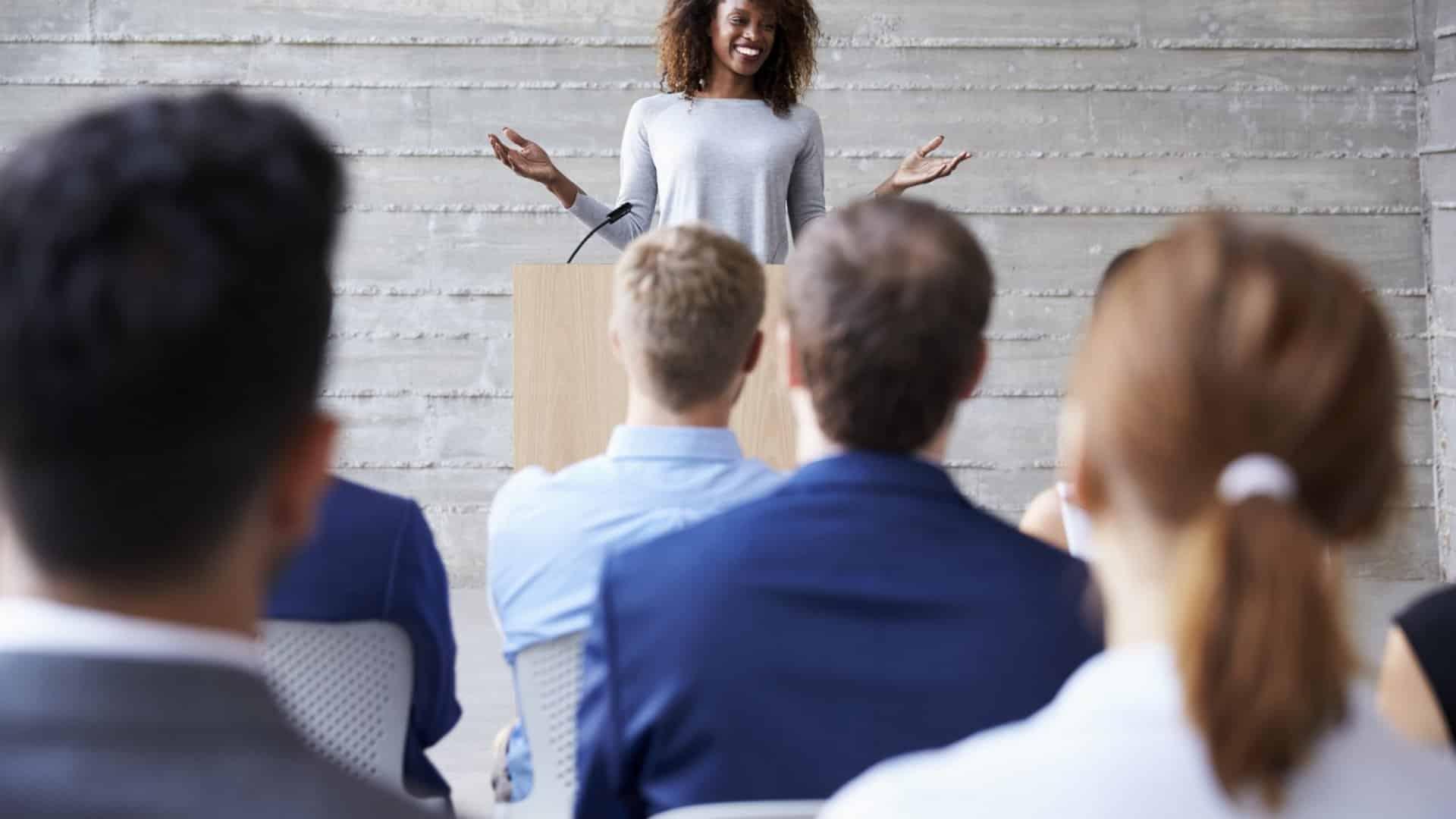 Speak at An Event12