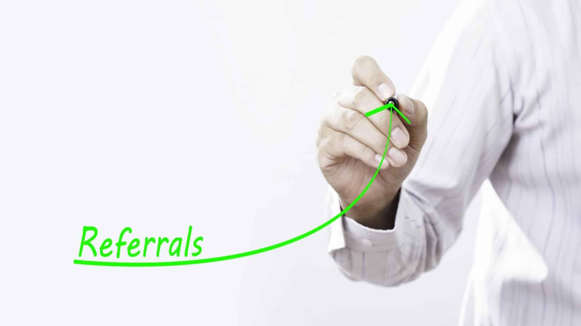 Start a Referral Program