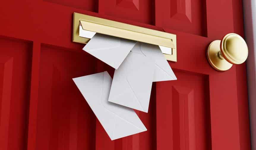 Use Leaflet Drops or Inserts